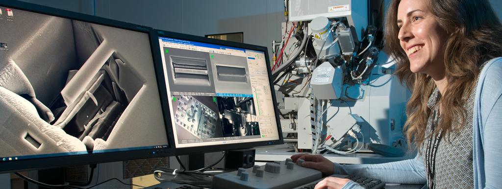 Alex Cackett using MRF equipment